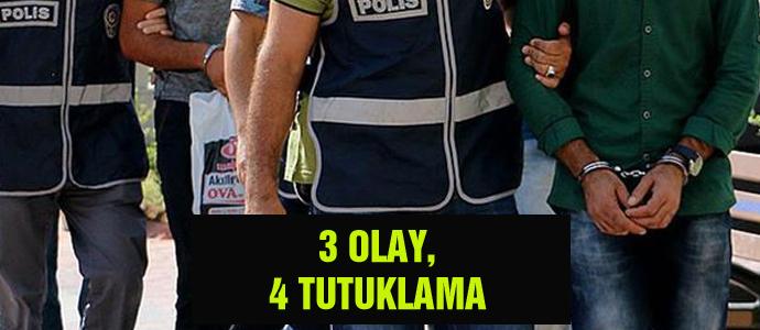 3 OLAY, 4 TUTUKLAMA