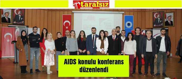 AIDS konulu konferans düzenlendi