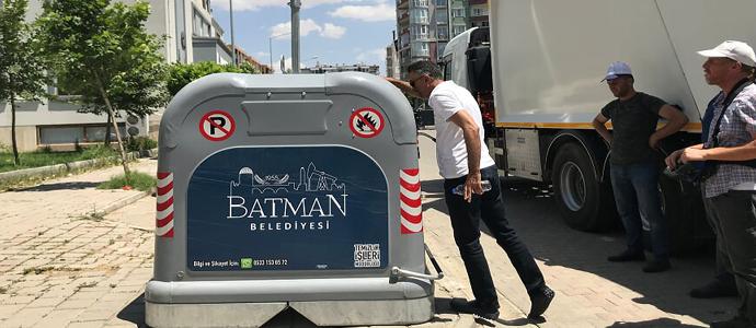 AKSOY: Her şey temiz bir Batman için
