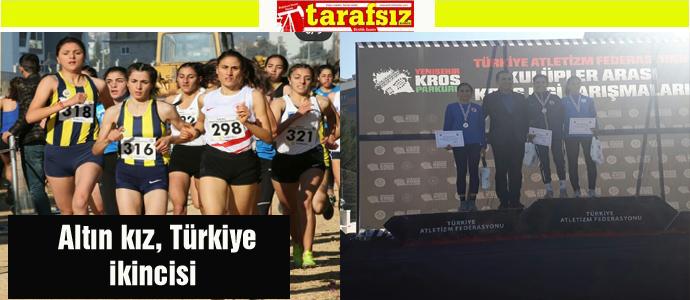 Altın kız, Türkiye ikincisi