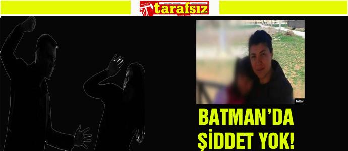 BATMAN'DA ŞİDDET YOK!