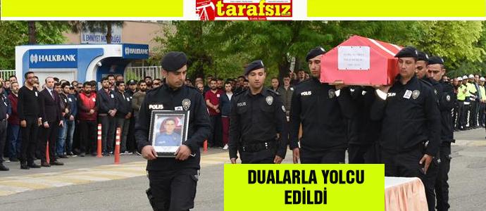 DUALARLA YOLCU EDİLDİ