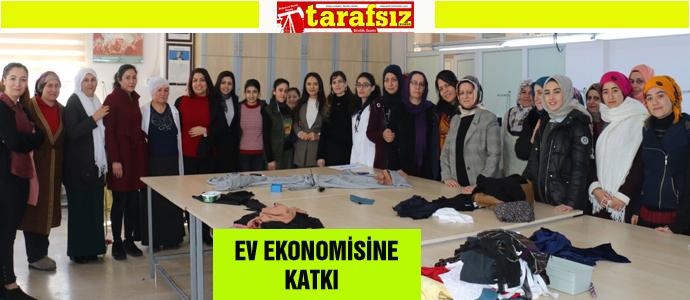 EV EKONOMİSİNE KATKI