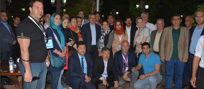 İran tur operatörleri, memnun ayrıldı