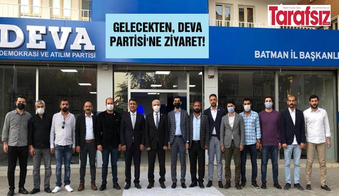 GELECEKTEN, DEVA PARTİSİ'NE ZİYARET!