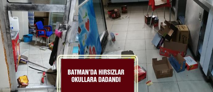 HIRSIZLAR OKULLARA DADANDI