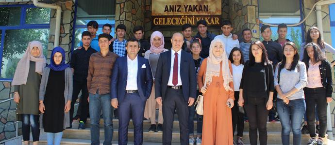 Öğrencilerden BASİMMO'ya ziyaret