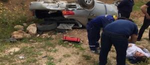 Hasankeyf yolunda kaza: 1 yaralı