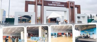 BATMAN İSTANBUL'DA TANITILIYOR