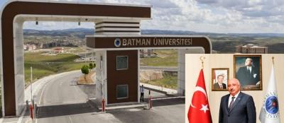 Batman Üniversitesi büyüyor