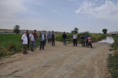 Batman'daki baraj mağduru çiftçiler yetkililerden çözüm yolu bekliyor