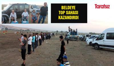 BELDEYE TOP SAHASI KAZANDIRDI