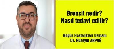 Bronşit nedir? Nasıl tedavi edilir?