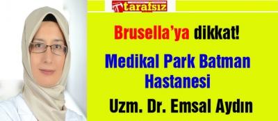 Brusella'ya dikkat!