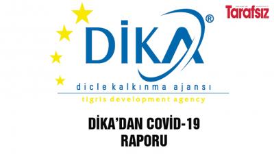 DİKA'dan Covid-19 raporu