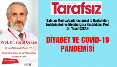 DİYABET VE COVİD-19 PANDEMİSİ