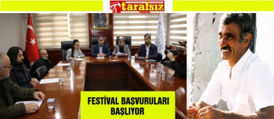 FESTİVAL BAŞVURULARI BAŞLIYOR