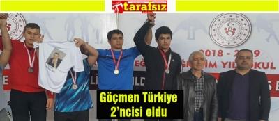 Göçmen Türkiye 2'ncisi oldu