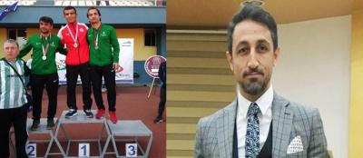 Görme Engelli Sporcu Türkiye Şampiyonu