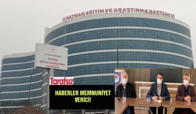 HABERLER MEMNUNİYET VERİCİ!
