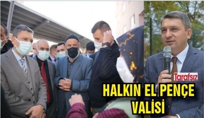HALKIN EL PENÇE VALİSİ