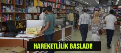 HAREKETLİLİK BAŞLADI!