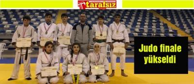 Judo finale yükseldi