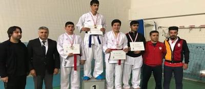 Karateciler Türkiye finalinde