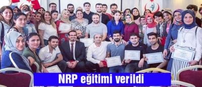 NRP eğitimi verildi