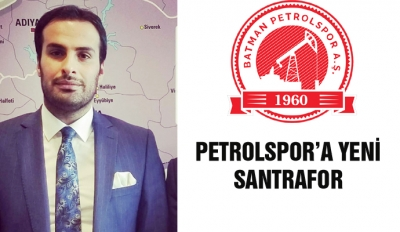 Petrolspor'a yeni santrafor