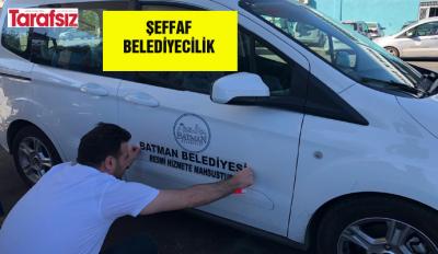 ŞEFFAF BELEDİYECİLİK