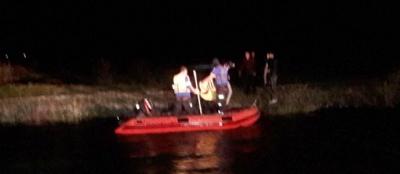 Suda mahsur kalan 5 kişi kurtarıldı