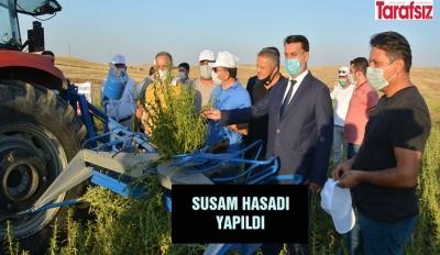 SUSAM HASADI YAPILDI