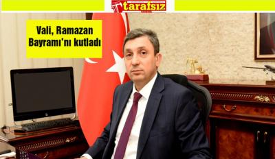 Vali, Ramazan Bayramı'nı kutladı