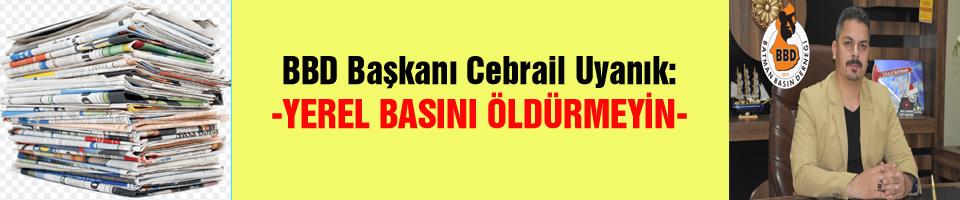 -YEREL BASINI ÖLDÜRMEYİN-